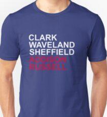 CLARK AND ADDISON Unisex T-Shirt