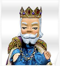 König Freitag XIII - Herr Rogers Poster