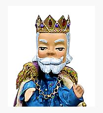 King Friday XIII - Mr Rogers Photographic Print