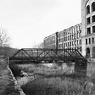 Baltic Mill Bridge by dylangould