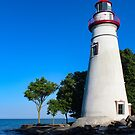 Marblehead Lighthouse by Bob Hardy