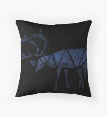 Tarandus Throw Pillow