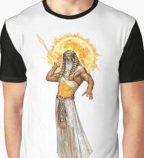 RA ägyptischer Gott Grafik T-Shirt