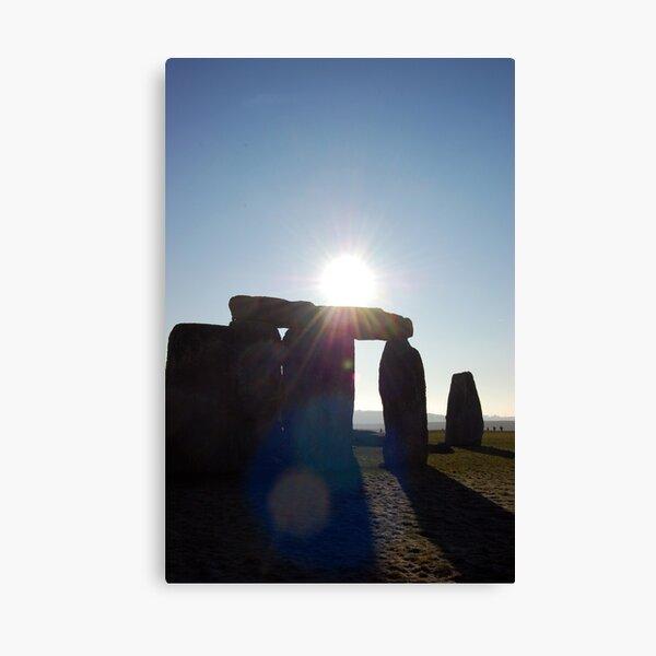 Stonehenge STONE HENGE photographie-Ronde Horloge Murale Pour Maison Bureau Décor