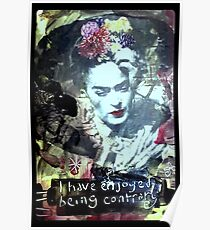 Contrary Poster