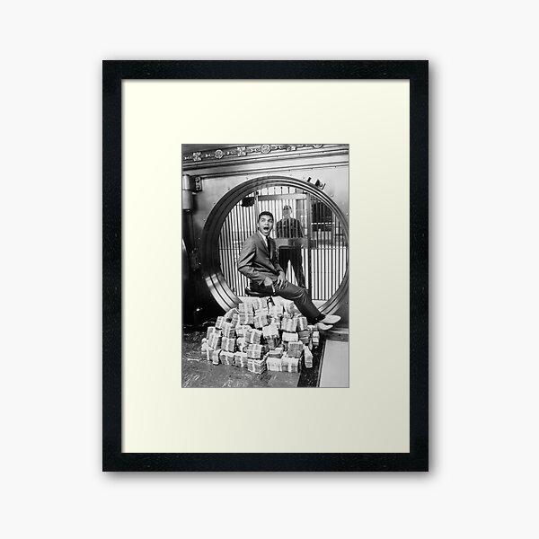 Muhammad the Great Framed Art Print