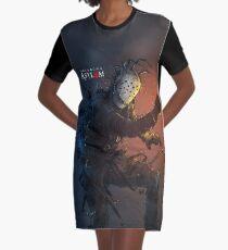 Mantis Graphic T-Shirt Dress