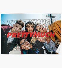 prettymuch Poster
