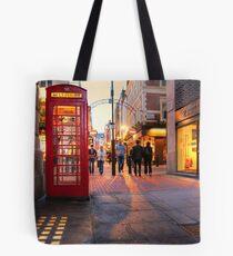 Carnaby Street, London. Tote Bag