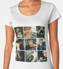 prettymuch - zion kuwonu Women's Premium T-Shirt