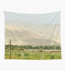 DATE FARM (West Bank, Palestinian Territories) Wall Tapestry