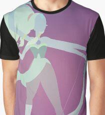 Opal Minimalist Vector Graphic T-Shirt