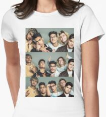 prettymuch Women's Fitted T-Shirt