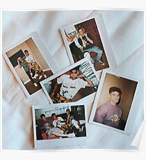 prettymuch polaroids Poster
