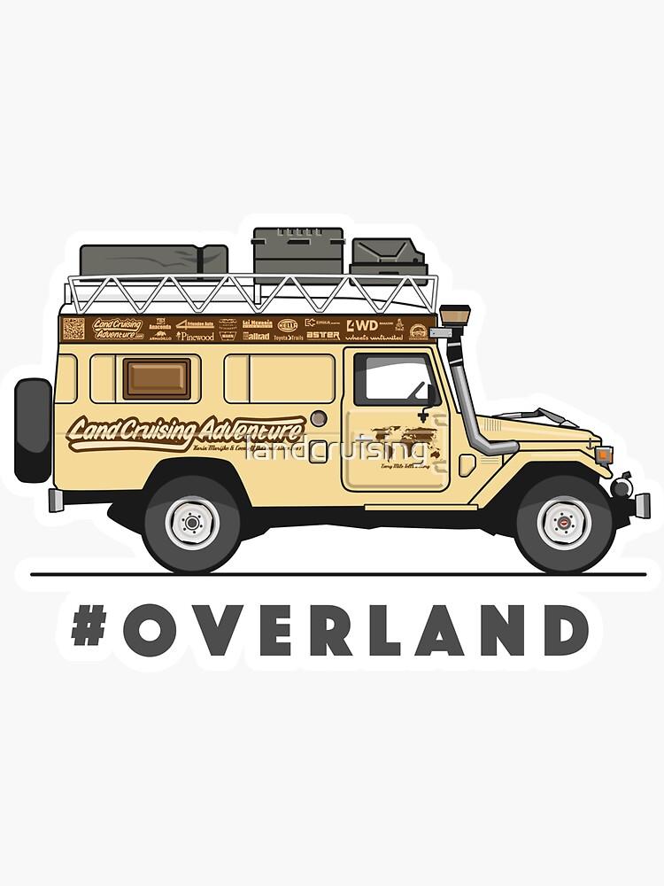 #OVERLAND by landcruising