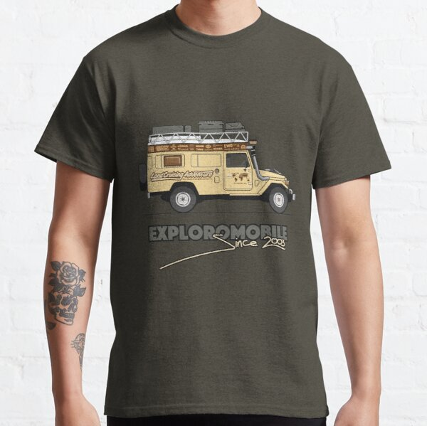 Exploromobile Classic T-Shirt