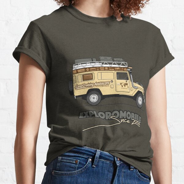 Exploromobile Classic T-Shirt