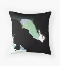 Toronto bluejays from the CN Tower Throw Pillow