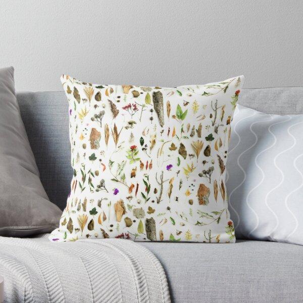 Australian Bushland Throw Pillow