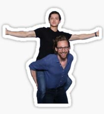 Tom Holland Sticker