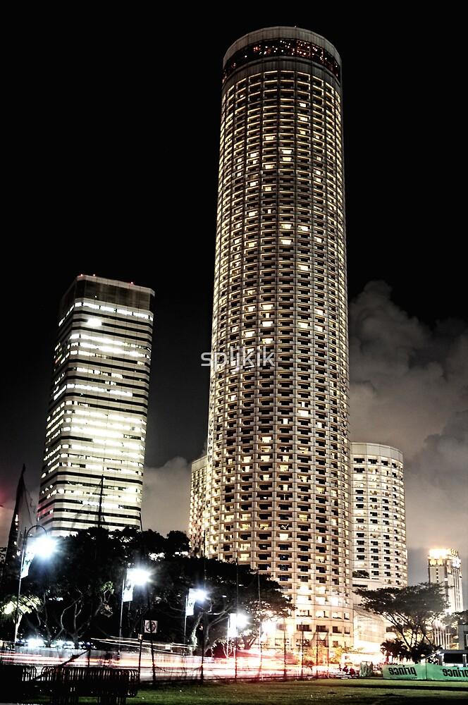 Raffles City by Loriene Perera