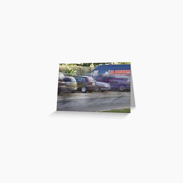 Ghost Riders Greeting Card
