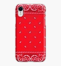 Blood Gang iPhone XR Cases & Covers   Redbubble