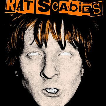 RAT SCABIES The Damned by shnooks