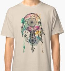 Poetry of a dream catcher Classic T-Shirt