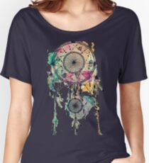 Poetry of a dream catcher Women's Relaxed Fit T-Shirt
