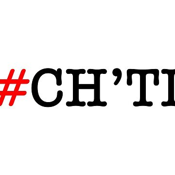 # CH'TI by humour-chti