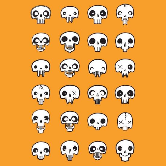 TShirtGifter presents: Skull me up