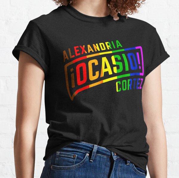Alexandria Ocasio Cortez Classic T-Shirt