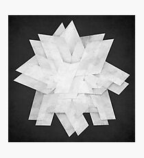 Folded  Photographic Print