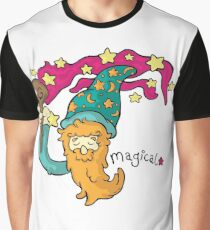 magical wizard  Graphic T-Shirt