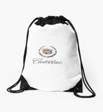 Cadiilac logo Drawstring Bag