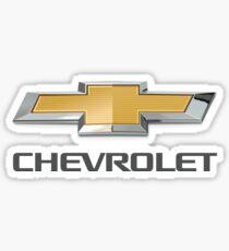 Chevrolet logo Sticker