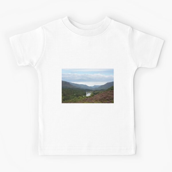 Look West from Loch Affric Kids T-Shirt