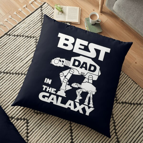 THE BEST DAD IN THE GALAXY Floor Pillow