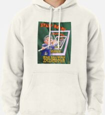 Stayf Draws Art Deco Poster Pullover Hoodie