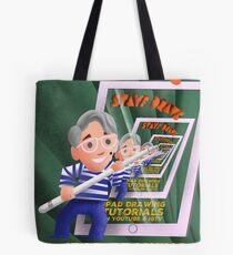 Stayf Draws Art Deco Poster Tote Bag