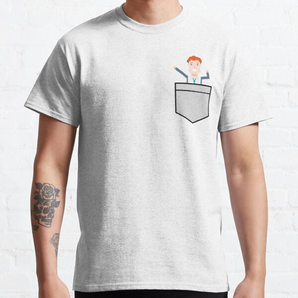 Pocket Lyne (Dark) Classic T-Shirt