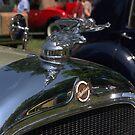 1932 Studebaker Radiator Cap by TeeMack