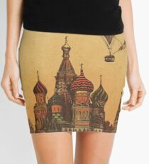 Moving to Moscow  Mini Skirt