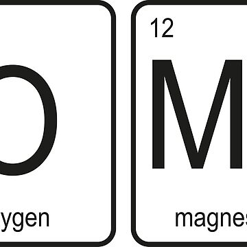 OMG – Oxygen and Magnesium by naum100