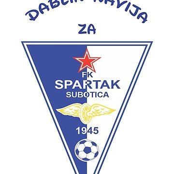 Spartak Subotica by babibuba