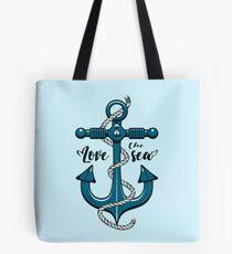 Love the Sea Tote Bag