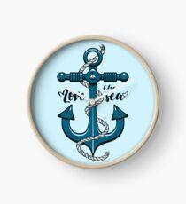 Love the Sea Clock