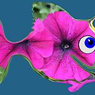 Blooming Fish by Juhan Rodrik