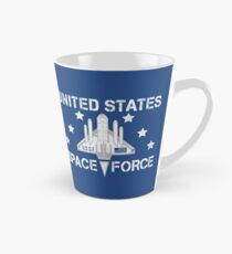 Space force | United Sates Space Force | USA Space Force Tall Mug